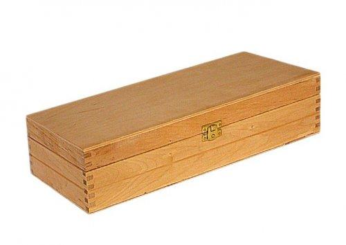 Dřevěná krabička na víno 8084