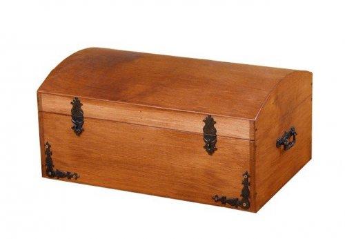Dřevěná truhla na víno 92504