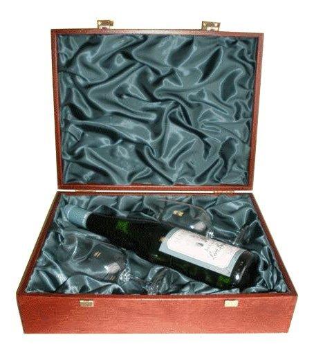 Luxusní kufr na víno 915101