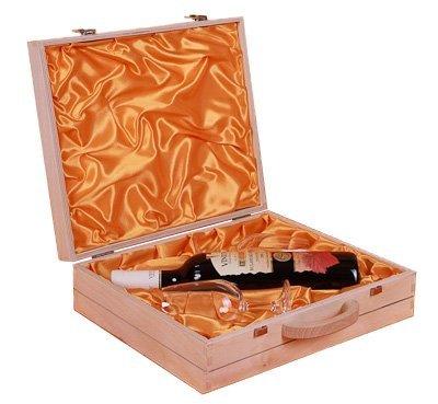 Luxusní kufr na víno 915111